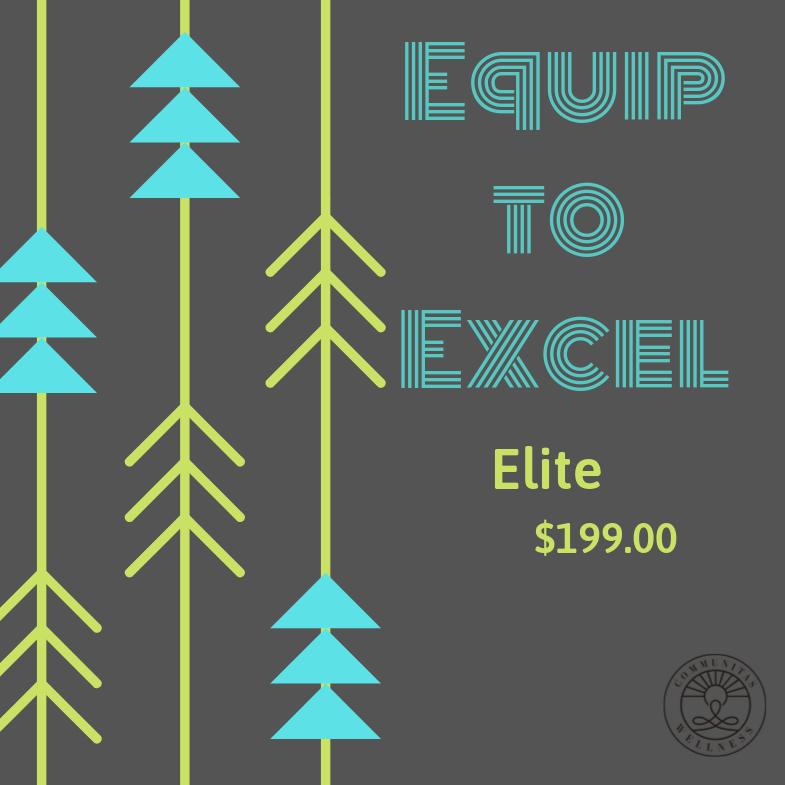 Equip to Excel Elite