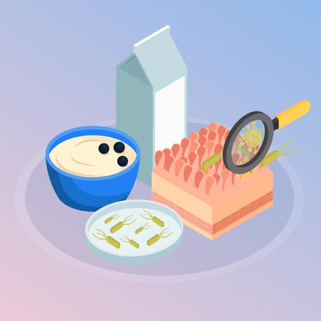 Probiotics and Post Marathon Health