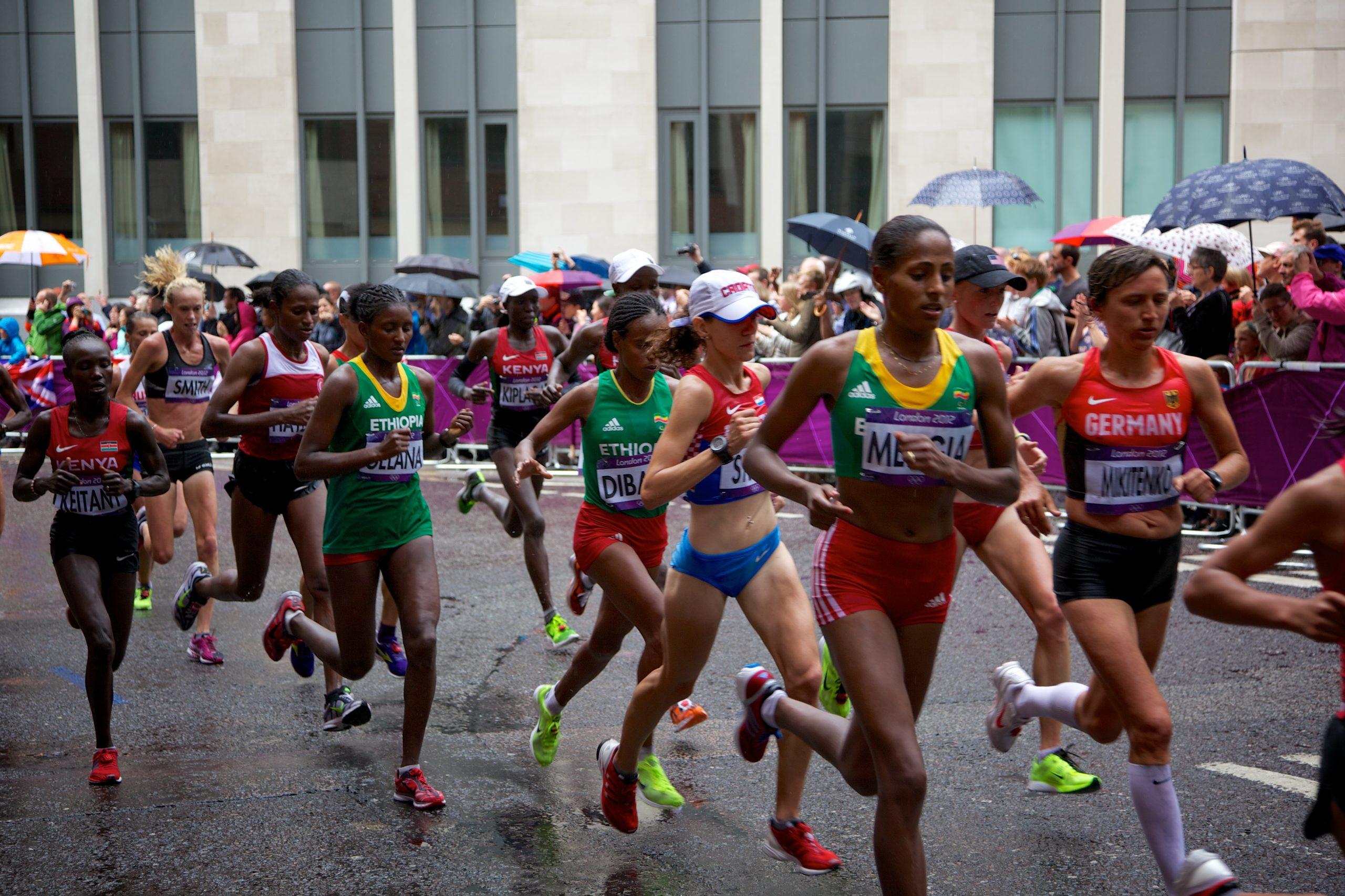 Marathon Speedwork