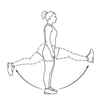 Front Leg Swing