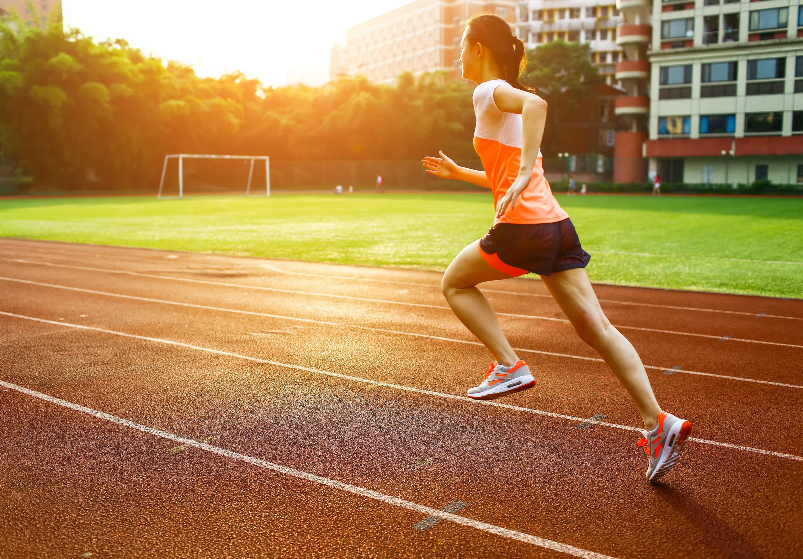 Why is there marathon work in my speed segment?